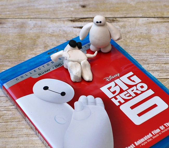 Clay Baymax