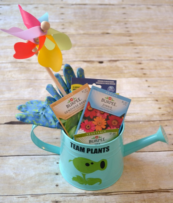 Creative Easter Basket Alternatives: Watering Can