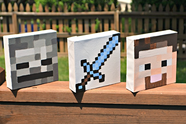 Minecraft Canvases