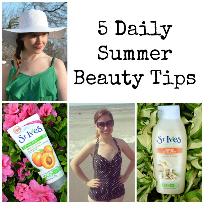 Daily Summer Beauty Tips