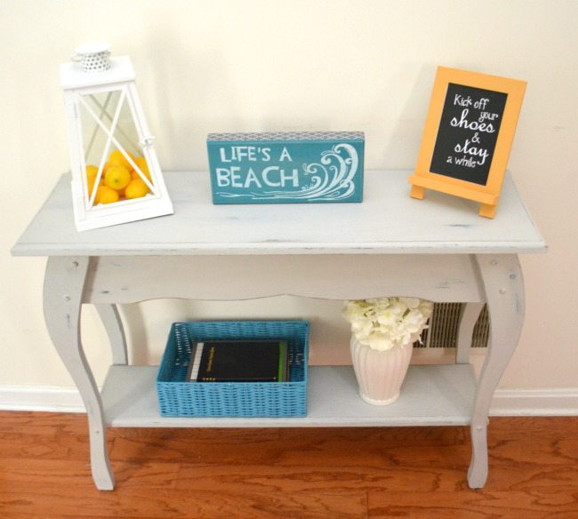 Styled Entryway