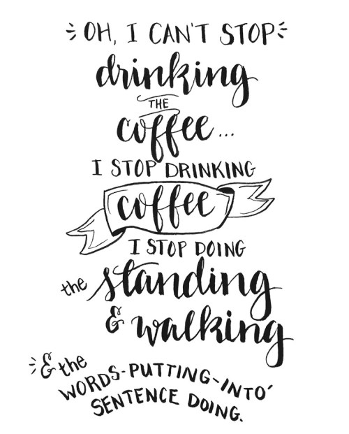 Gilmore Girls quote printable