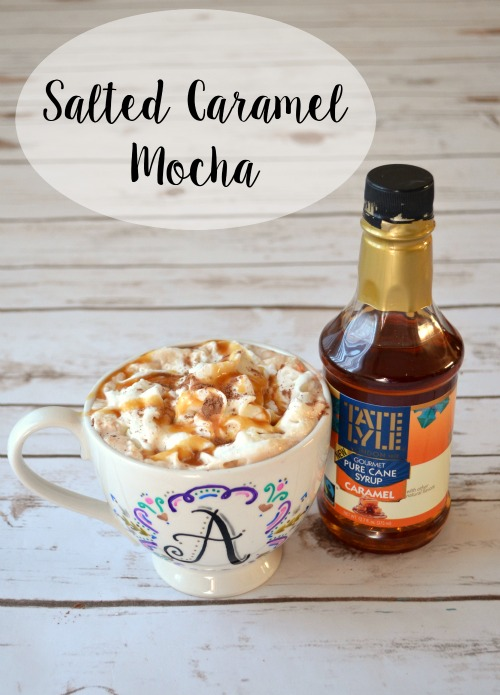 DIY Salted Caramel Mocha Recipe