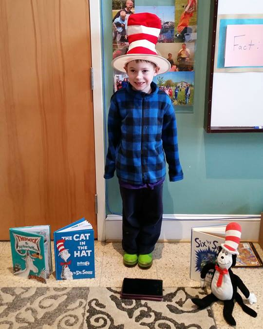 Early Learning: Dr. Seuss