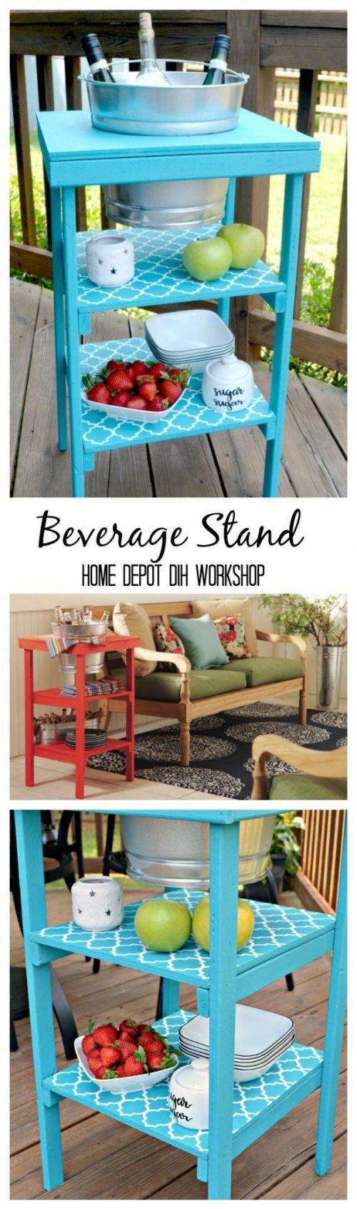 Beverage Stand DIH Workshop