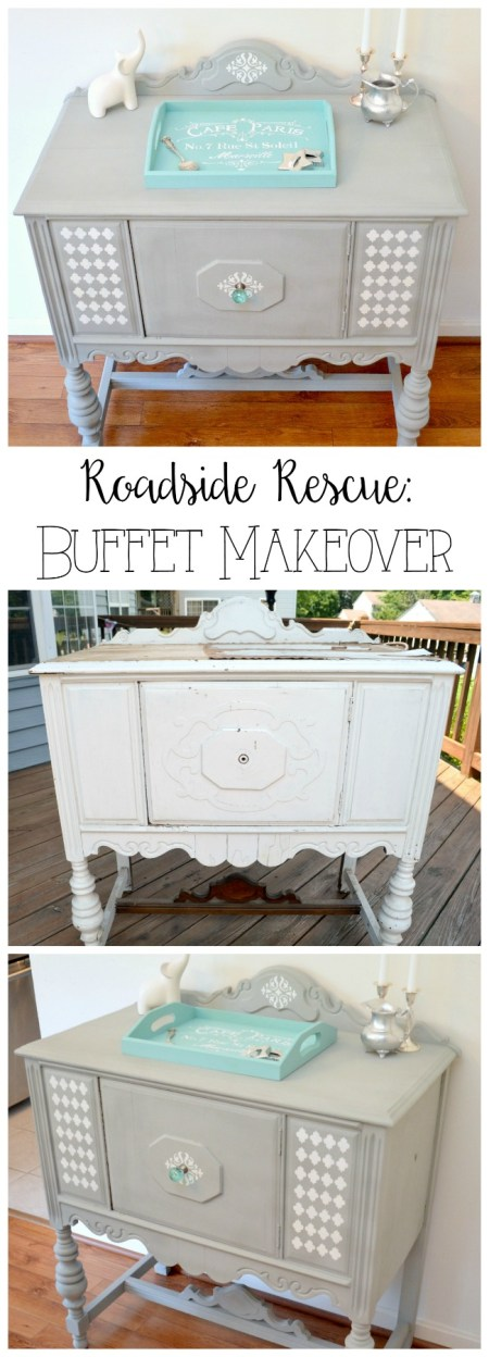 Roadside Rescue: Buffet Makeover