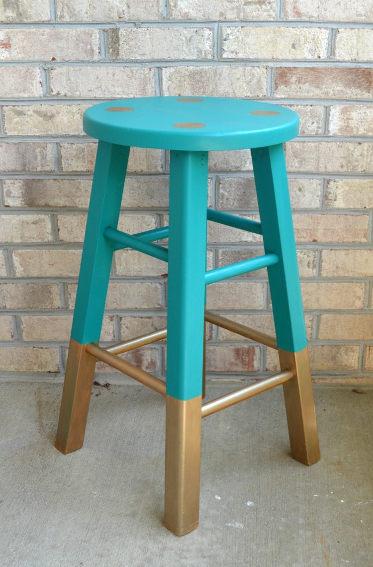Babanees Inspired DIY Stool