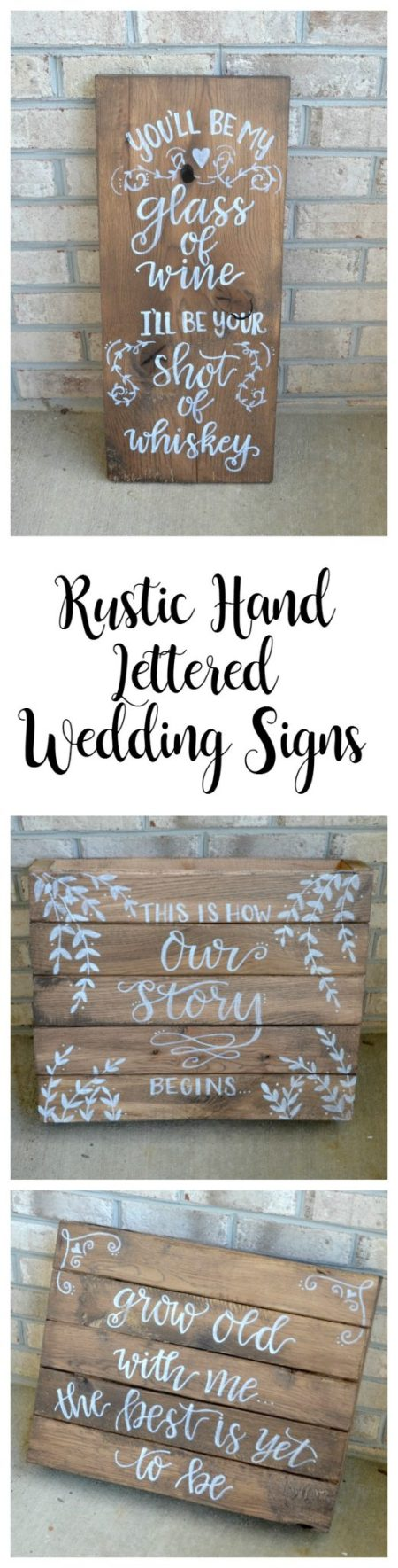 weddingsignpin