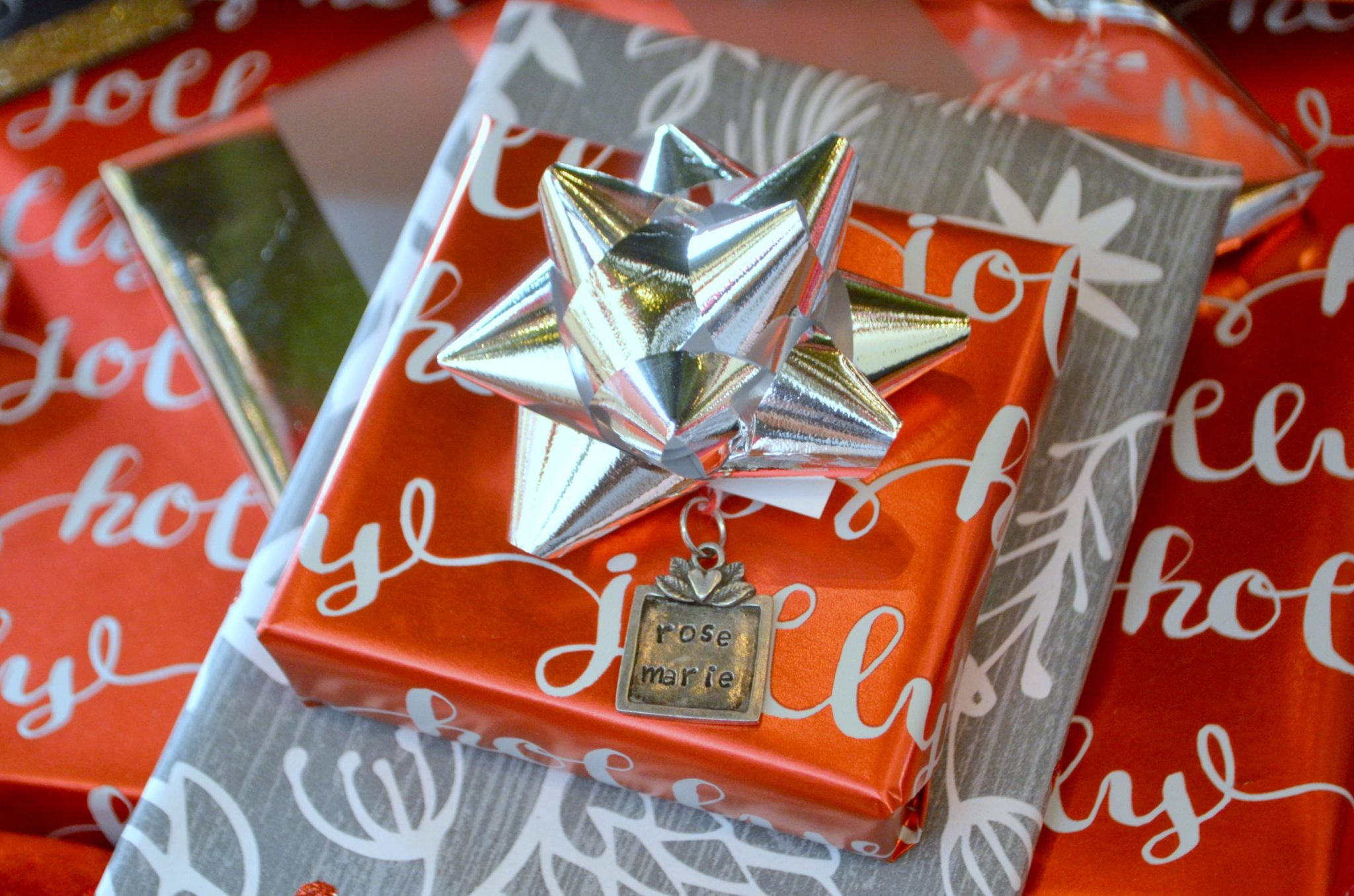 Gift Tag Ornament