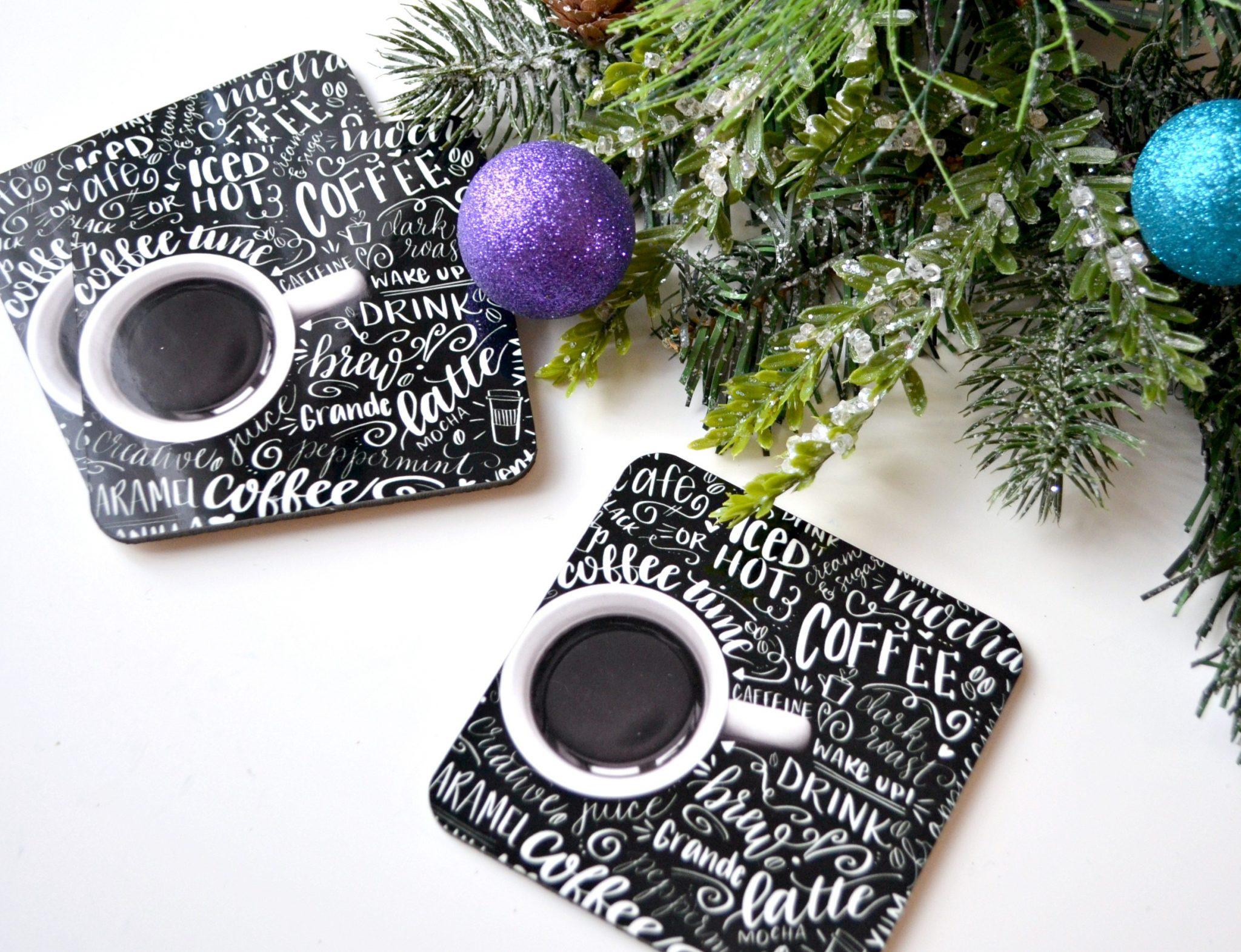 Shutterfly Coffee Coasters