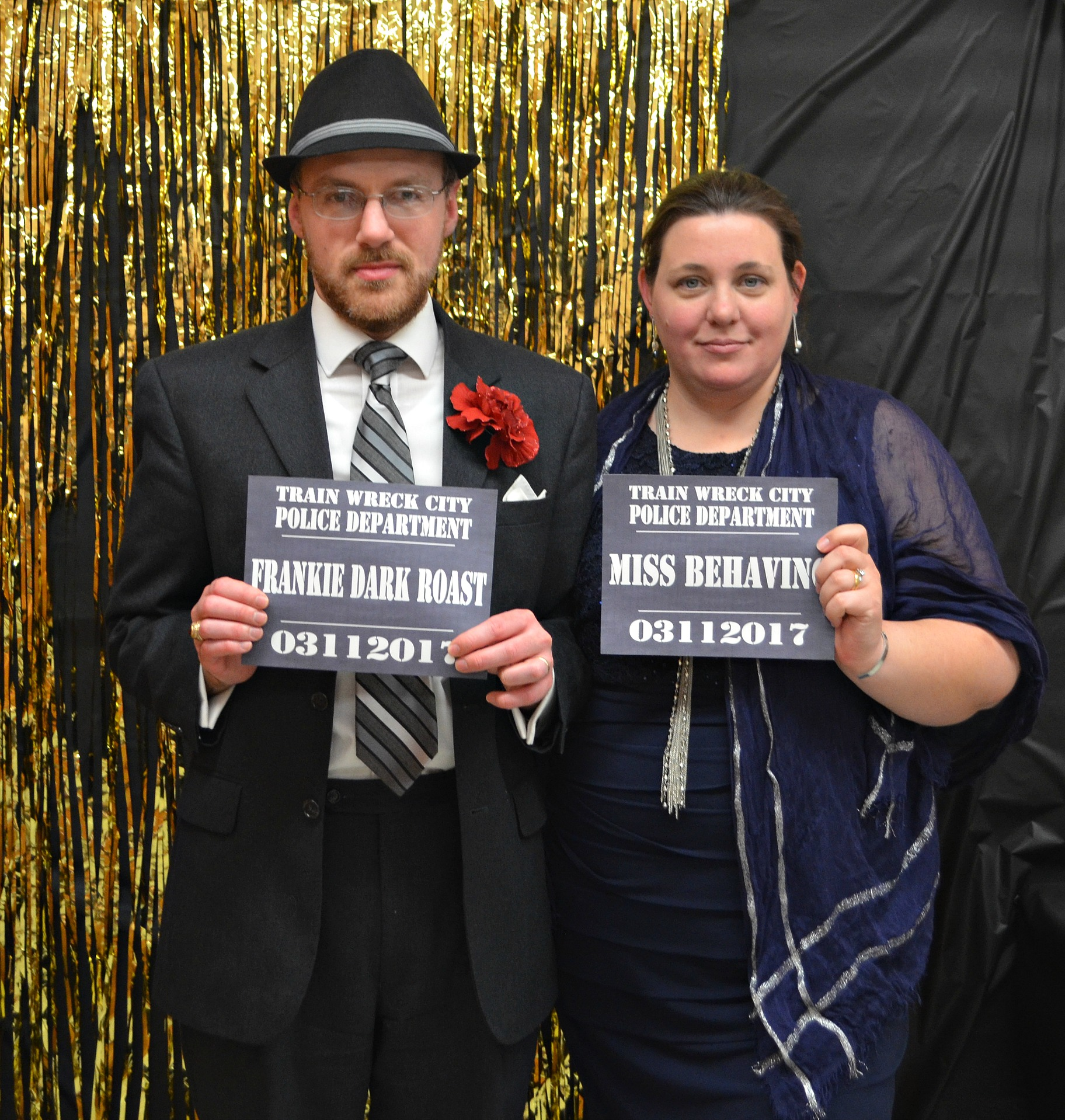 Roaring 20's Photobooth