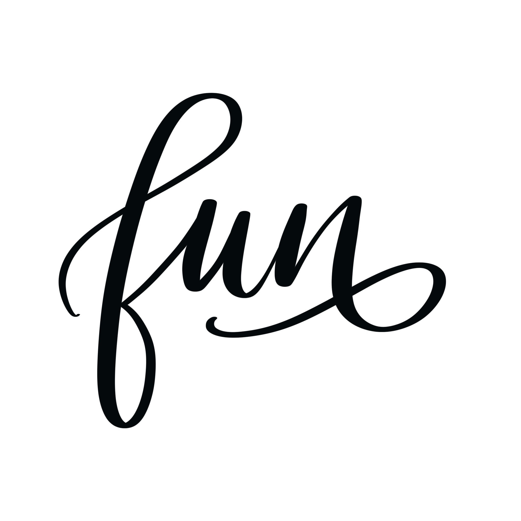 Hand Lettering Underline Flourishes & Free Practice Sheets