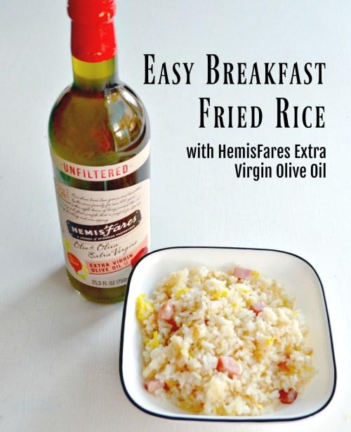 Easy Breakfast Fried Rice