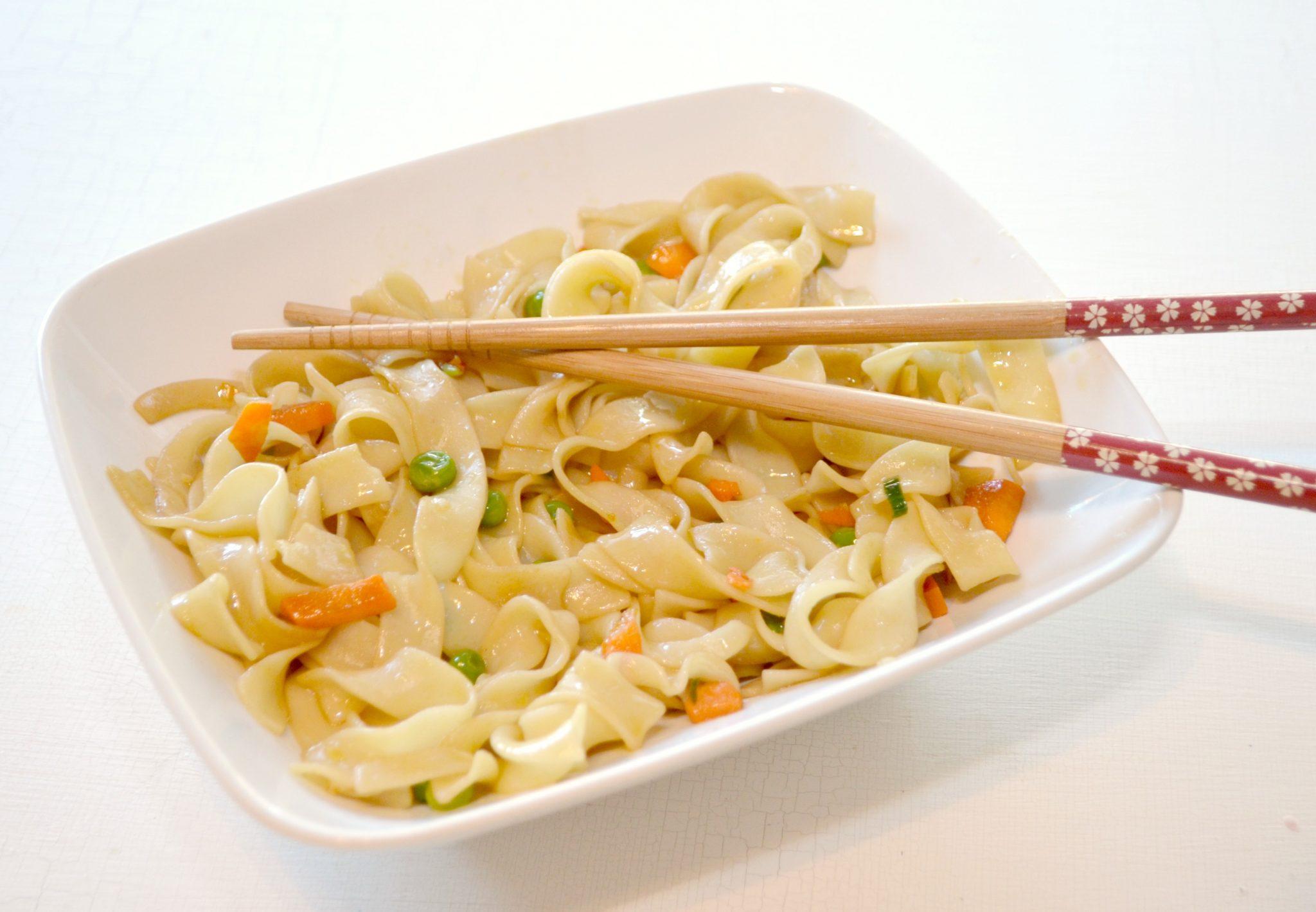 Easy Asian Noodles