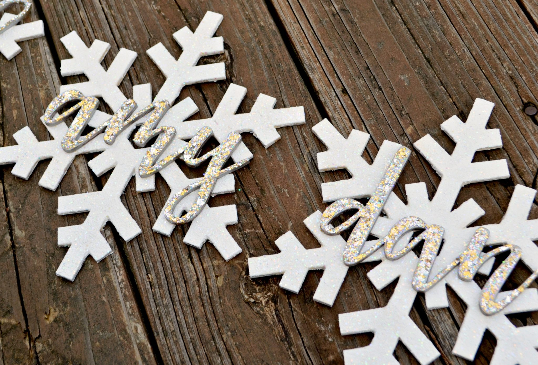 Snowflake Name Kits
