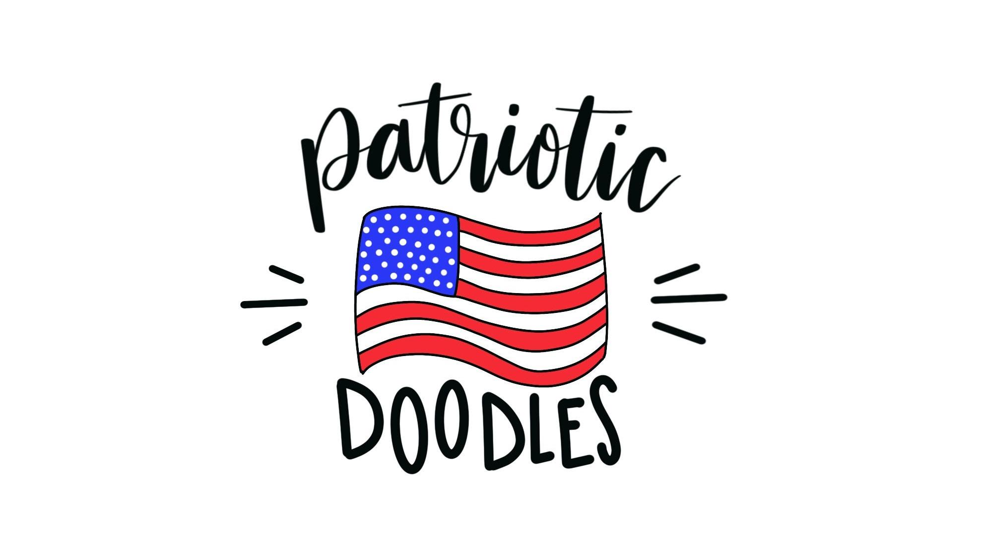 Patriotic Doodles