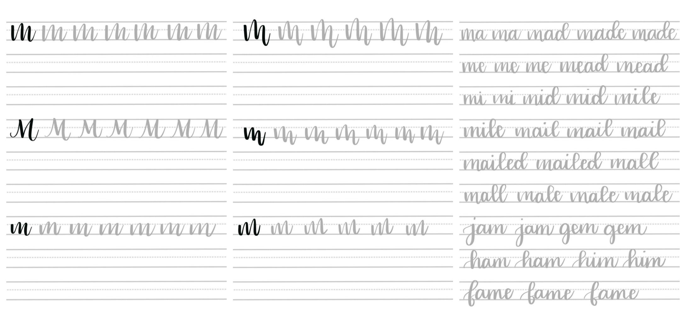 Brush Script M