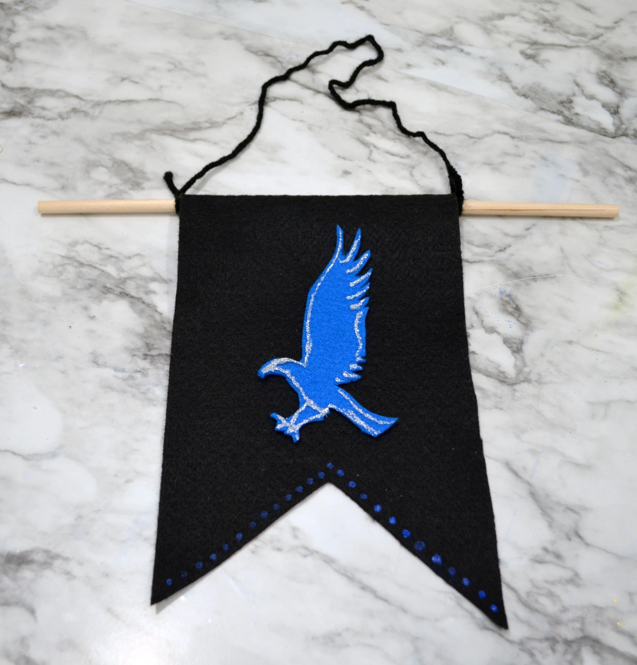 Hogwarts House Banners