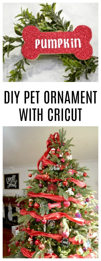 DIY Pet Ornament