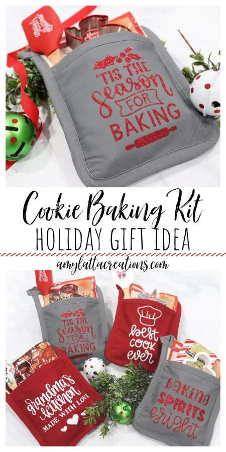 Cookie Baking Kit Holiday Gift Idea