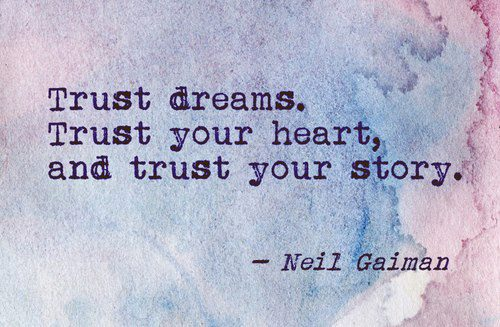 trust your story