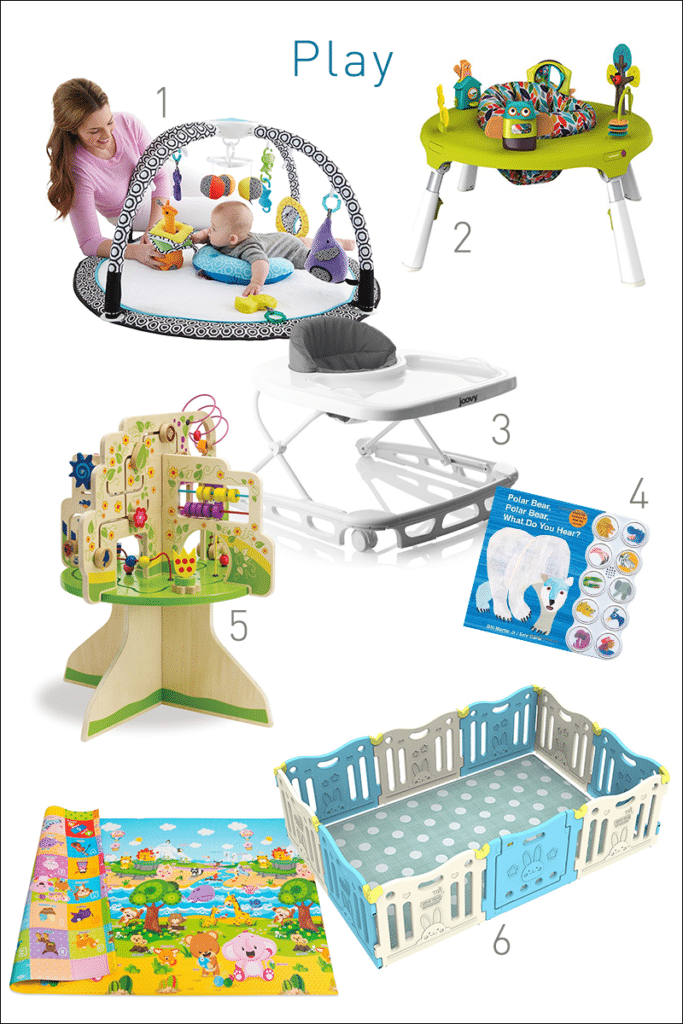 MustHave Baby Products for the First Year of Life  Amy