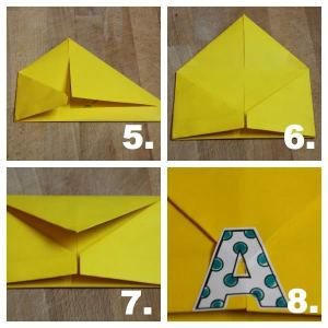 Steps To Creating Your Own Envelope Note