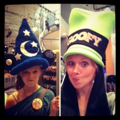 Disney world hats
