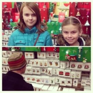 Halmark Ornaments Family
