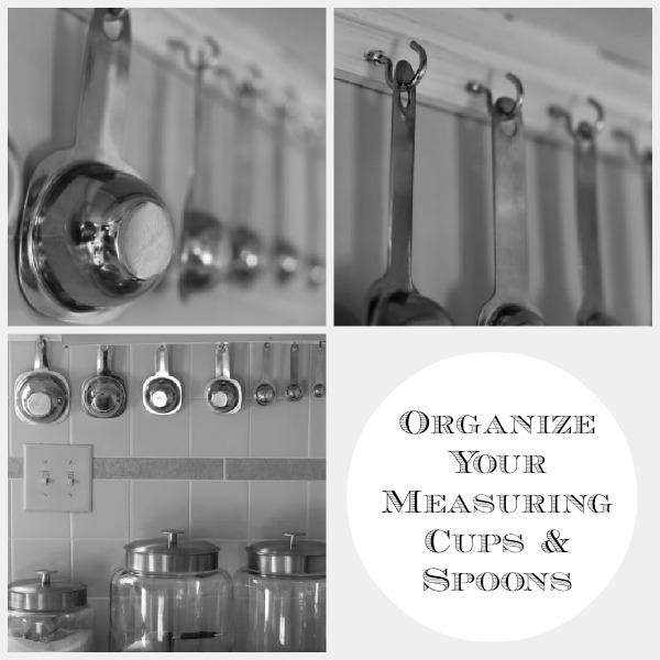 Measuring Spoons Organizer