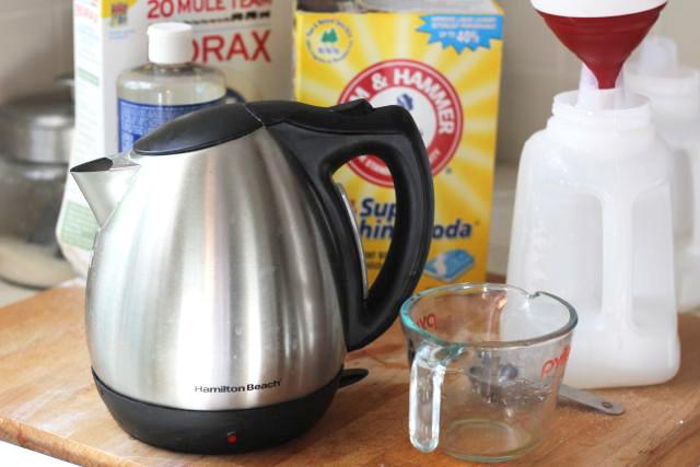Electric Teapot