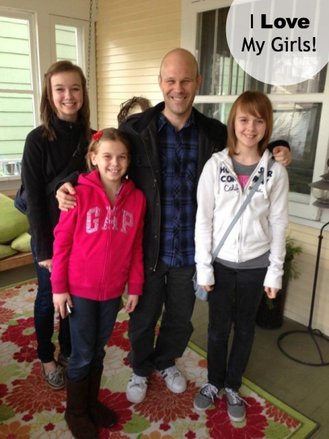 todd bowman and daughters