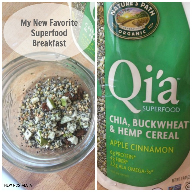 super food chia cereal