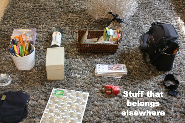 Organizing the clutter
