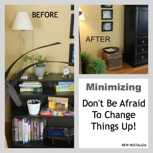 Minimizing your house