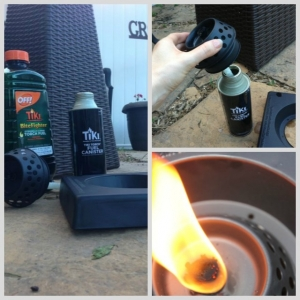 Tiki fuel canisters