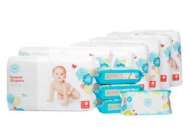 The honest diaper company