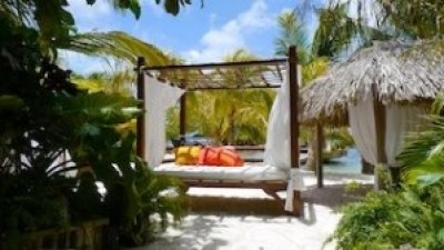 The island of Aruba