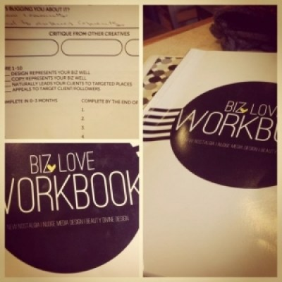 Biz Love Workbook