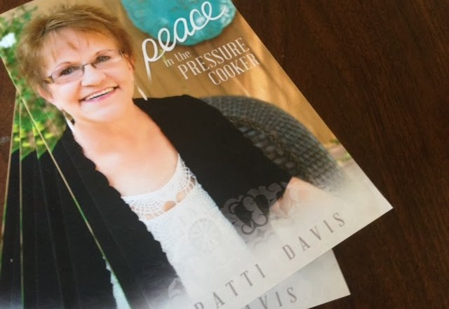Peace in the Pressure Cooker + A Book Giveaway