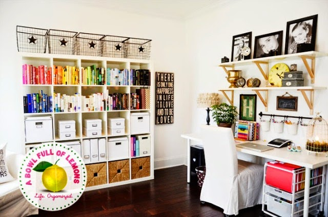 home office organization ideas. Home Office Organization Ideas E