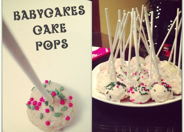 Why I Love Our Babycakes Cakepop Maker!
