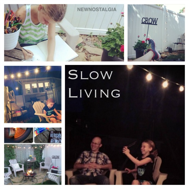 Outdoor-Slow-living