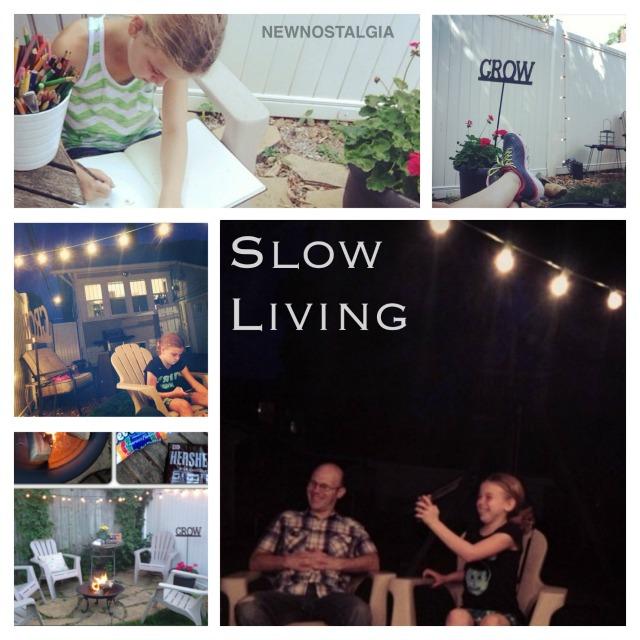 Outdoor-Slow-living