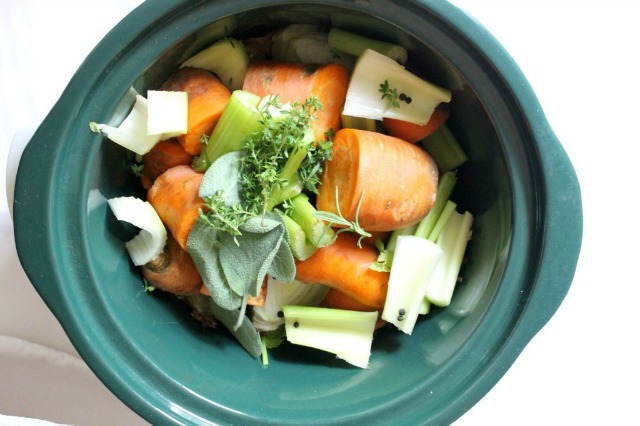 Vegetable-Broth-In-The-Crockpot