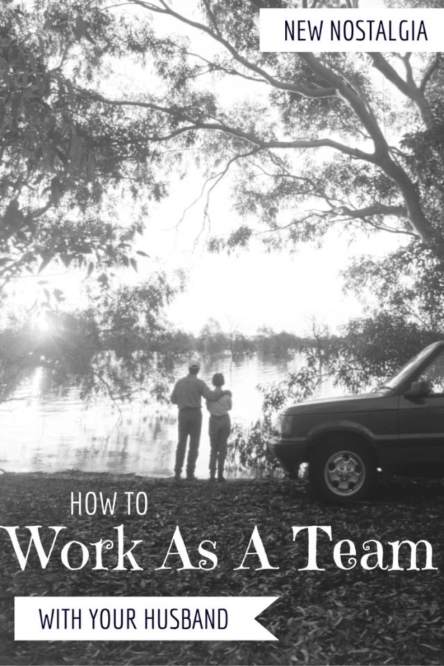 husband wife team