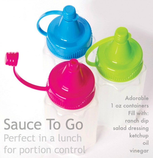 mini squeeze bottles