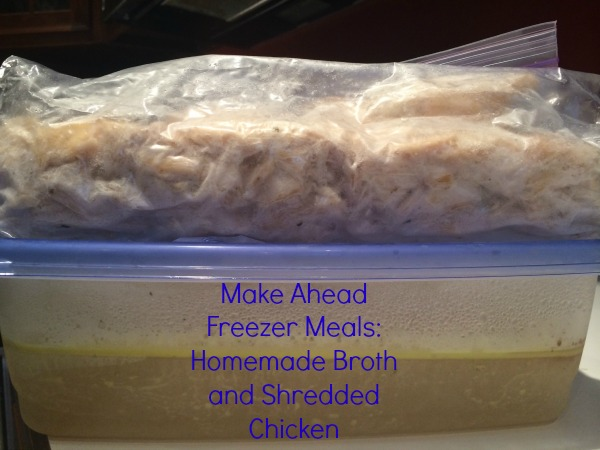 Make-Ahead-Freezer-Meals-Homemade-Broth-and-Shredded-Chicken