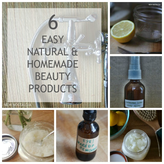 Homemade-beauty-products