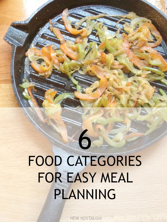 FOOD-categories-meal-planning